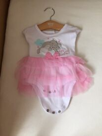 Disney store dumbo outfit girls 0-3