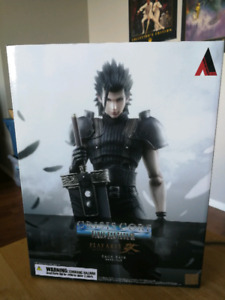 Zack Fair Play Arts Kai Mint Condition, $180 OBO