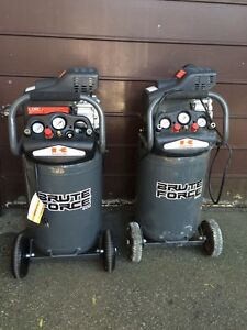 2 Air Compressors for less then the price of 1 Kitchener / Waterloo Kitchener Area image 1