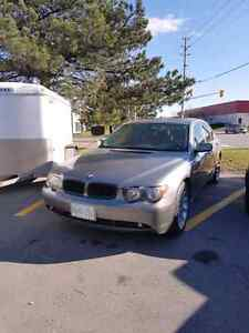 Perfect BMW 7 series for trade