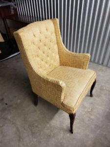 Wing Chair.  Estate Sale.  Antique.  Priced to sell.