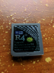 R4 card for Nintendo DS