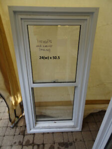 Window – Single/Double Hung, Various Sizes (a) ,Up To 40(w)
