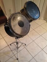 Used single head toms with stand