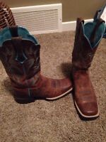 Brand new women's Ariat boots