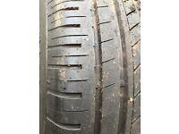Jaguar alloy wheels and tyres