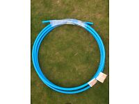 Osma MDPE 25mm Blue Pipe