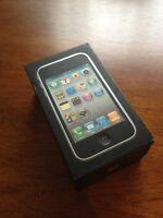 Boite Vide Iphone 3 GS