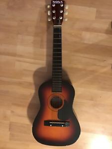 Nova Acoustic Guitar