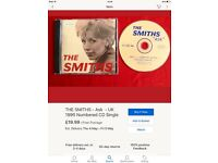 The smiths ask ltd edition cd