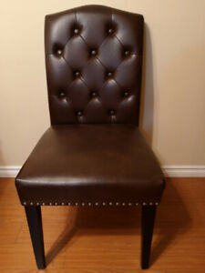 Brand new Home studio naples drifter dinning chairs - $80 (Richm