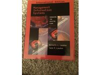 Management Information Systems - International Edition