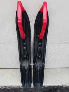 Yamaha Set of Snowmobile Skis