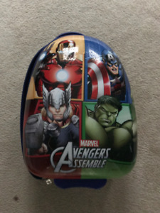 Kids Avenger Suit Case
