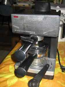 Mr. Coffee Steam Espresso/Cappuccino Maker