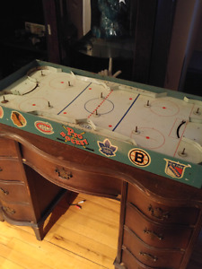 Retro table hockey as is 75$