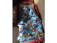 Kids Disney cars bed