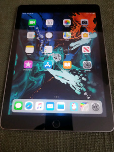 iPad 5th Gen 32GB Space Grey