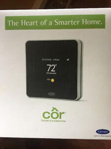 Thermostat Carrier COR  WI-FI Intelligent TP-WEM01 comme neuf.