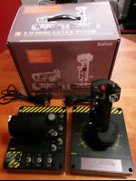 Pro Flight X-55 Rhino H.O.T.A.S. System for PC