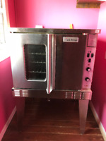 US Range Convection Oven