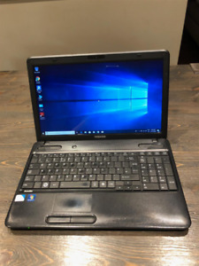 Cheap Laptop~ Toshiba Satellite S650-160 Laptop for Sale