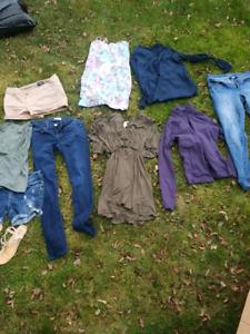 Assorted Ladies Clothes - Size small/medium