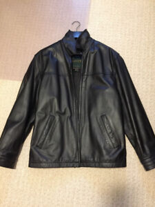 Leather jacket mint condition