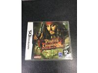 DS game pirates of the Caribbean