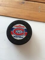 NHL used puck