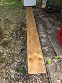 Old School Bench needs TLC