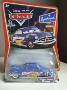 Disney Pixar Cars Supercharged Series 1:55 Diecast Collectibles