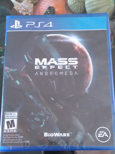 NEW sealed! Mass Effect Andromeda for PS4