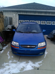 2001 or 04 Chevy Aveo. $700