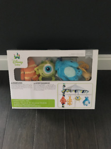 Disney Baby Monsters, Inc. Musical Mobile