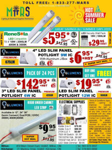 ELECTRICAL SUPPLIES ON SPECIALS!!
