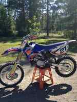 2014 YZ 85 GREAT BIKE.  MUST SELL.  PRICE REDUCED.