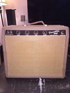 1961 6G2 Fender Princeton Brown