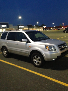 2008 Honda Pilot SUV, - Inspected - Great condition.