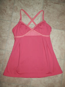Lululemon tops (sizes 2 to 8)