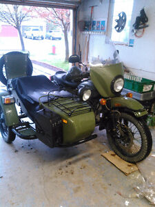 Ural Taiga for sale