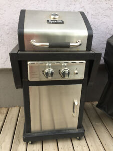 Dyno Glo BBQ and Cover