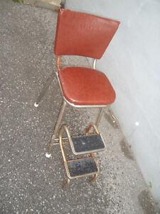 Chair / Step Ladder