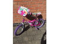 Barbie BMX Bicycle