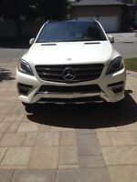 Mercedes ML350 2012 39,000km extended warranty