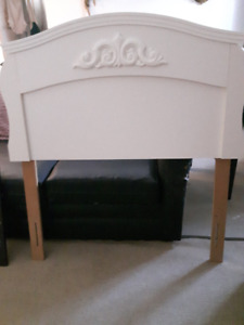 Girls Twin Headboard