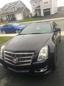 PRICE DROP 2013 Cadillac CTS Performance Coupe (2 door) St. John's Newfoundland image 6