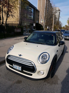 2015 Mini Cooper 5 doors (4 doors) Lease Takeover
