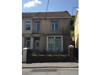 3 bed semi-detached house for sale in Abercynon.
