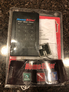 Home Sitter Water Temperature Power Freeze Alarm